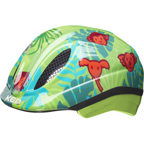 KED Meggy II Trend Helmet Kids safari/green
